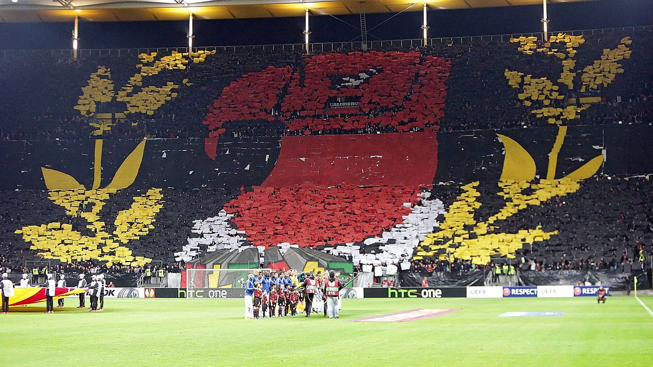 Heimspiel gegen den FC Porto (27. Februar 2014) - Bildquelle: imago/Jan Huebner