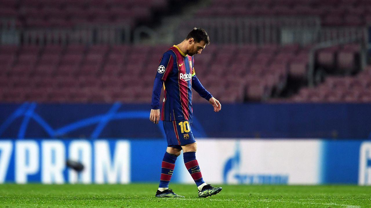 Schuldenberg und Messi-Sorgen - Bildquelle: 2021 Getty Images