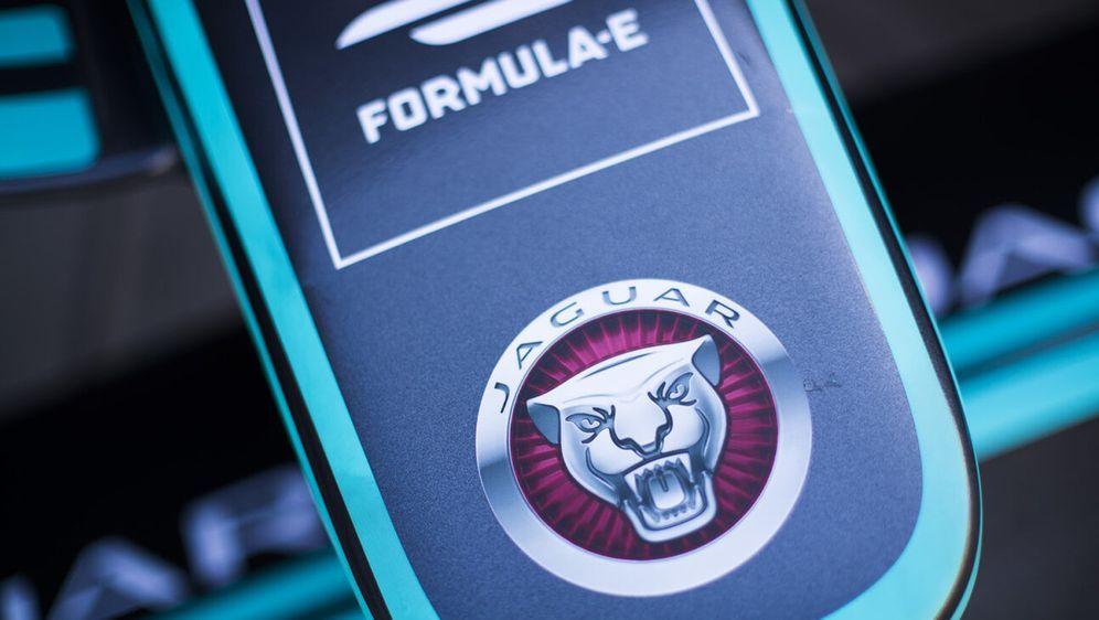 Jaguar-Logo - Bildquelle: Motorsport Images