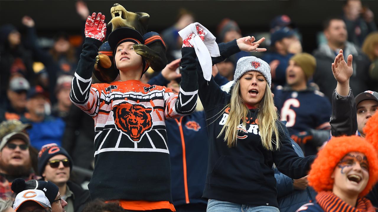Platz 2: Chicago Bears - Bildquelle: Getty Images