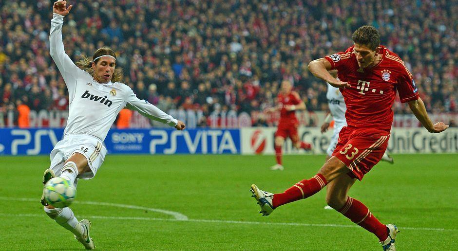 Champions-League-Halbfinale (Saison 2011/2012) - Bildquelle: 2012 Getty Images
