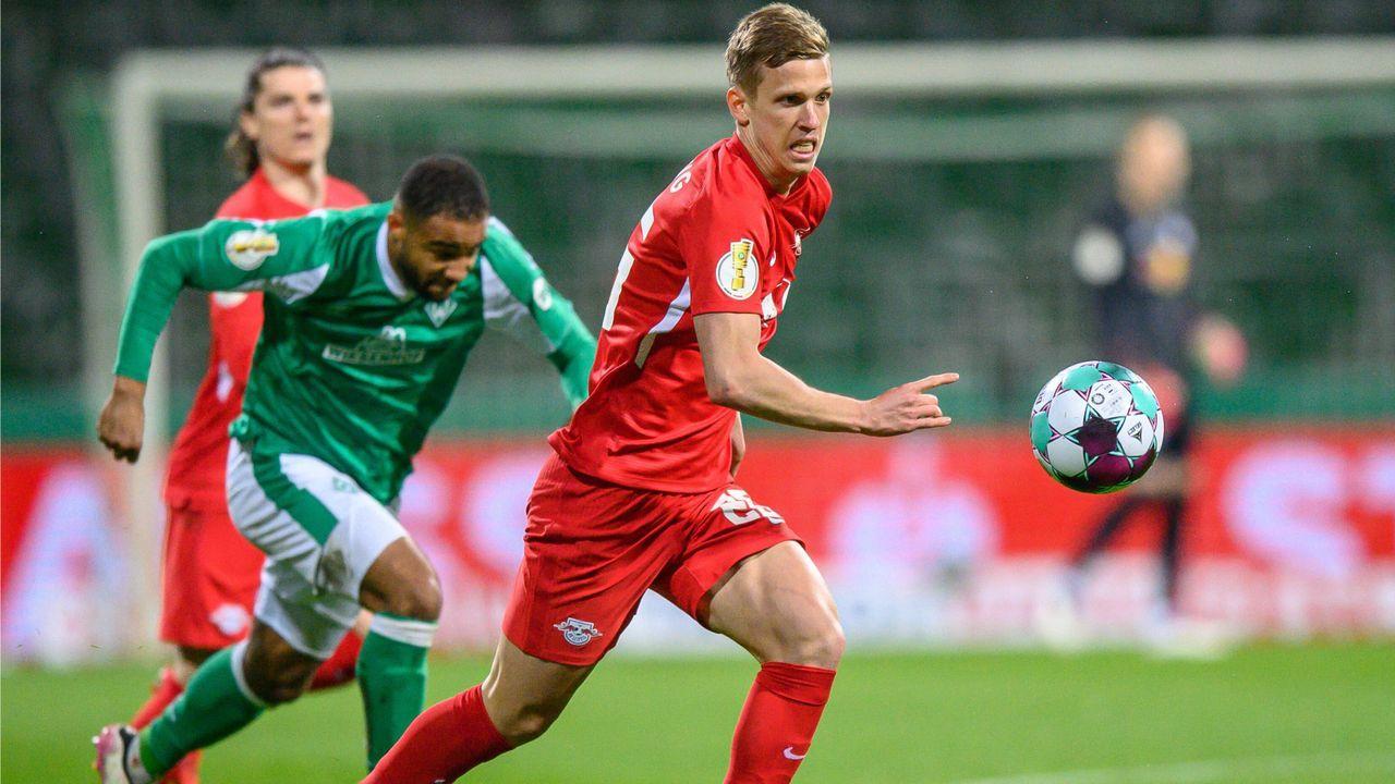 Platz 6: Dani Olmo (RB Leipzig) - Bildquelle: Imago