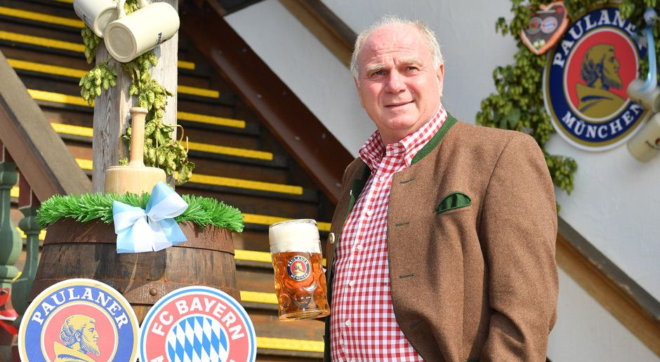 Uli Hoeneß - Bildquelle: 2017 Getty Images For Paulaner