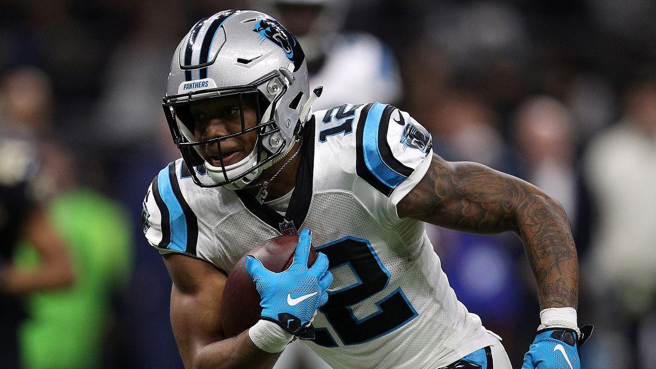 D.J. Moore (24. Pick, Carolina Panthers) - Bildquelle: Getty