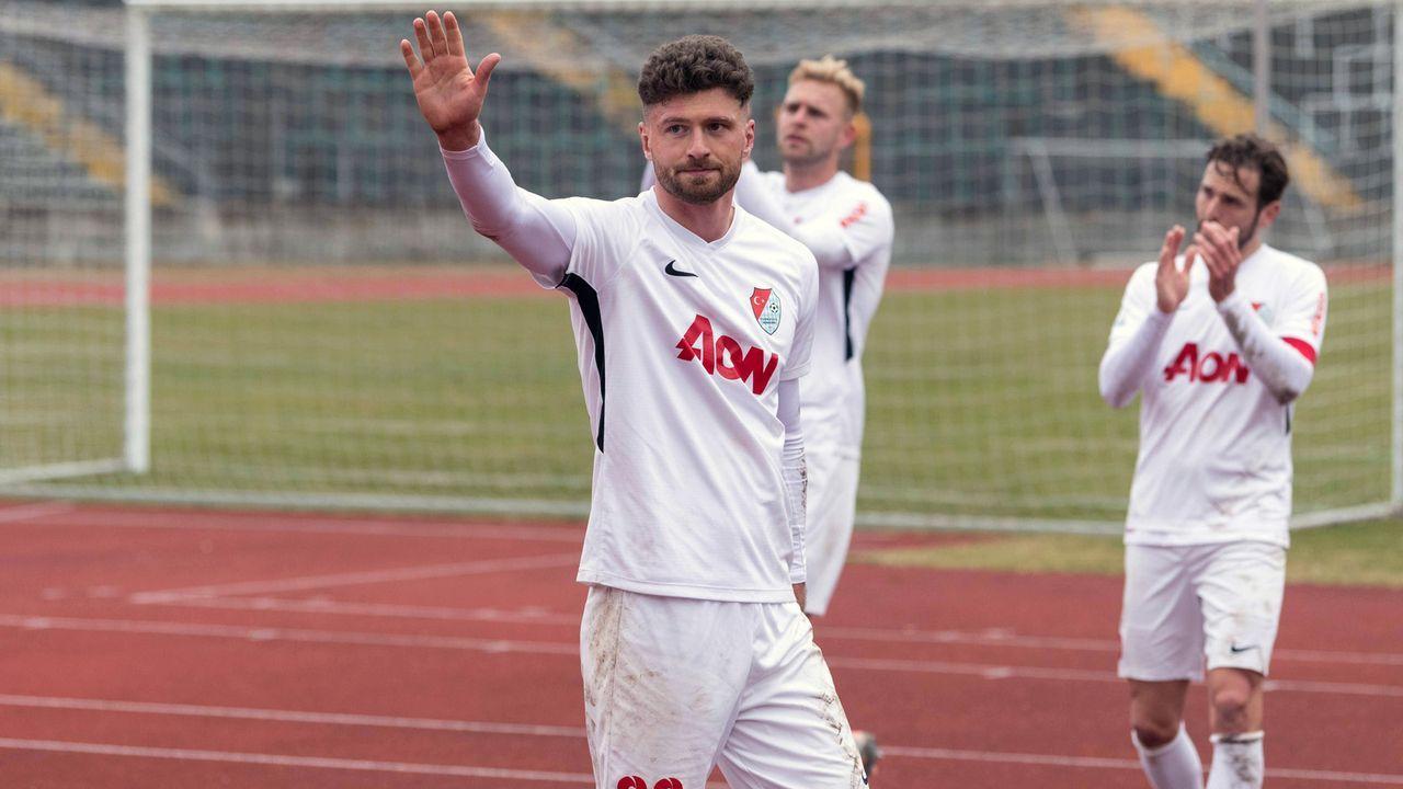 Türkgücü München (Aufsteiger aus der Regionalliga Bayern) - Bildquelle: imago images/Passion2Press