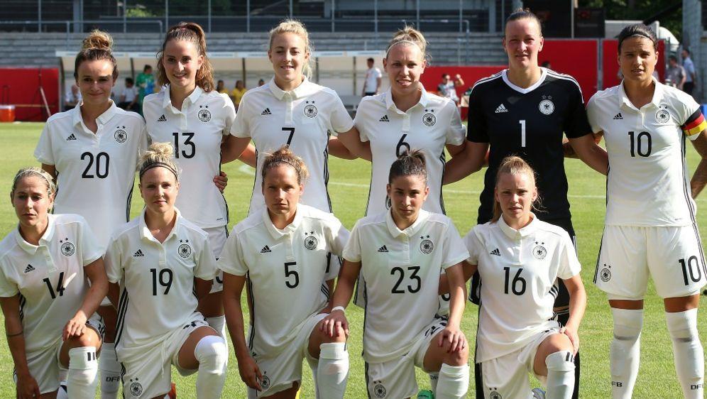 Die DFB-Frauen haben ihr EM-Quartier bezogen - Bildquelle: FIROFIROSID