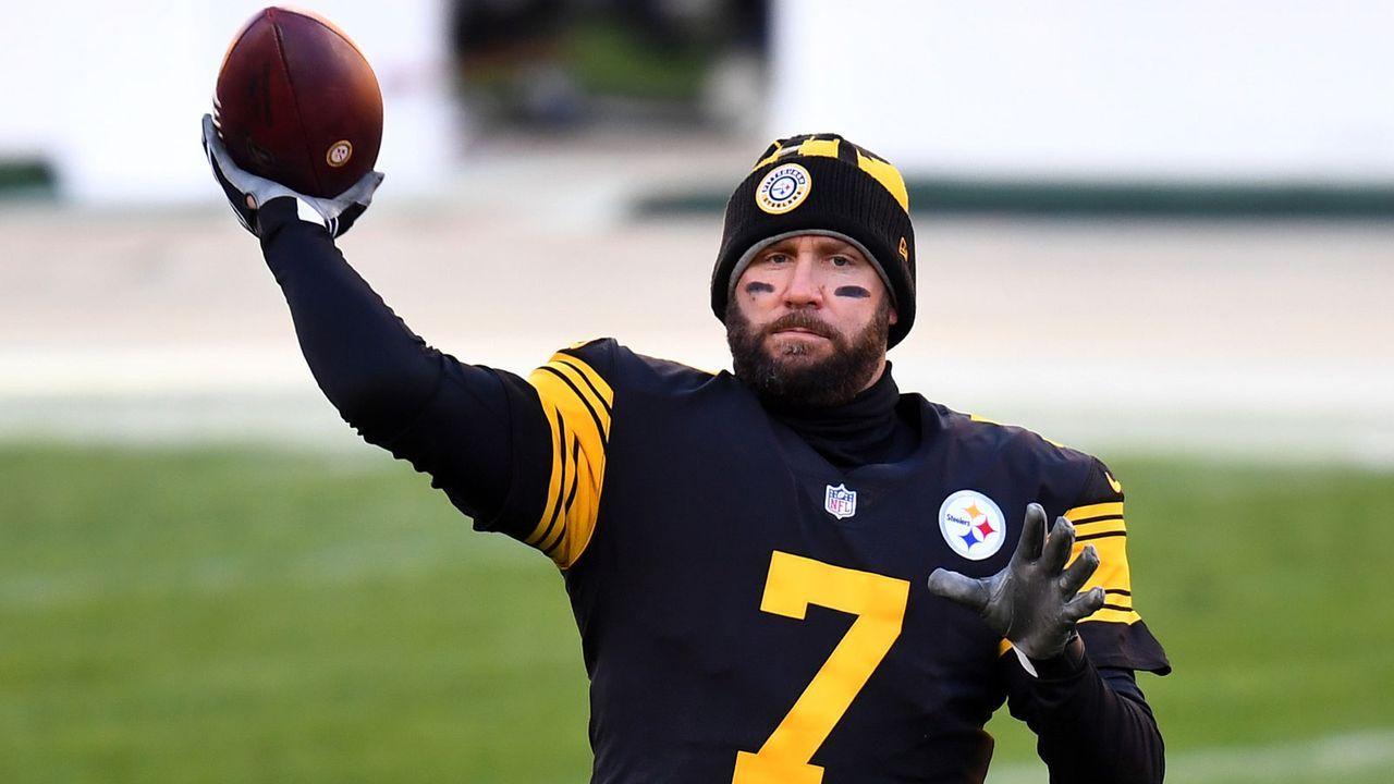Geteilter 18. Platz: Ben Roethlisberger (Quarterback, Pittsburgh Steelers) - Bildquelle: Getty Images