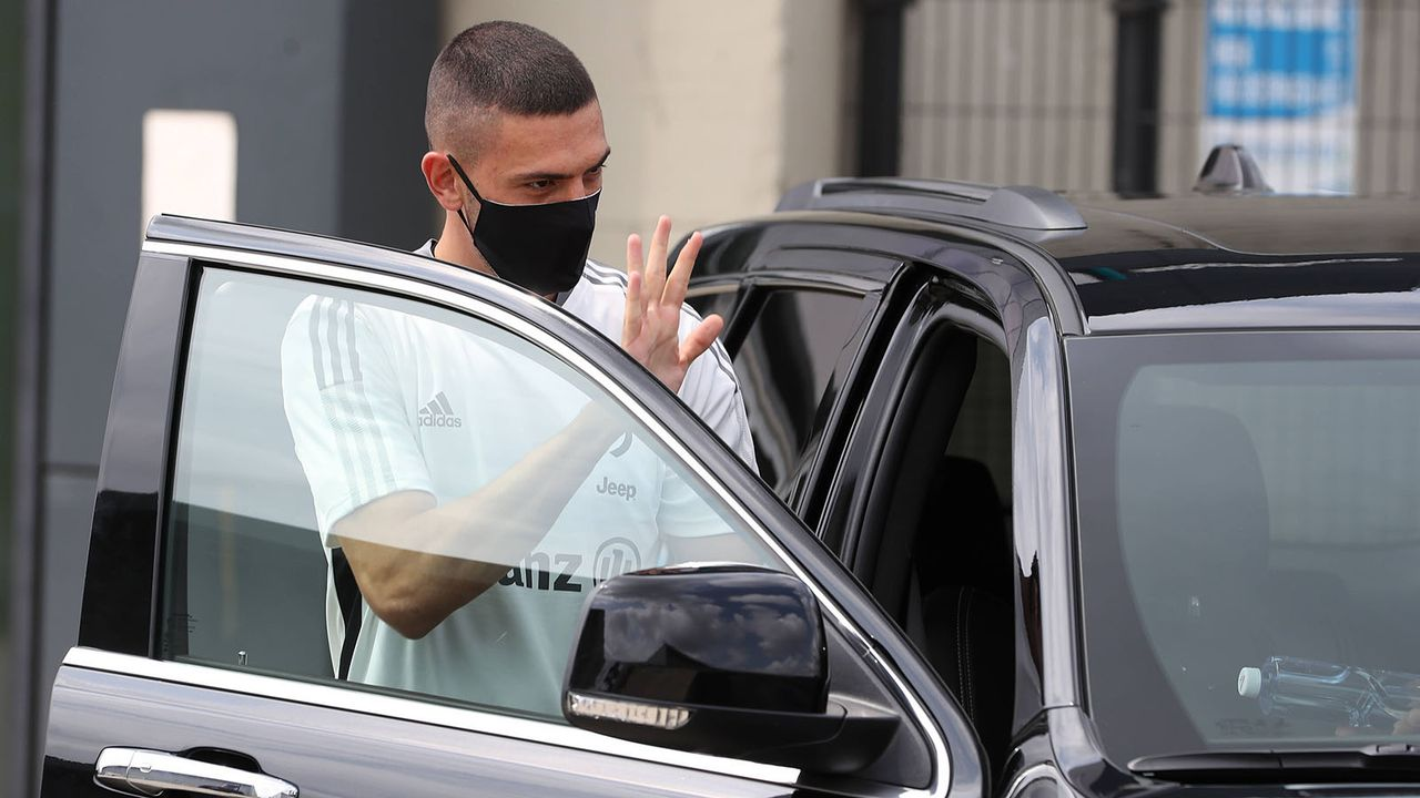 Merih Demiral (Juventus Turin) - Bildquelle: imago images/Sportimage