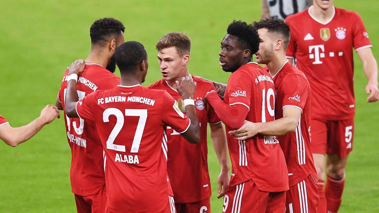 FC Bayern München - Bildquelle: Imago Images