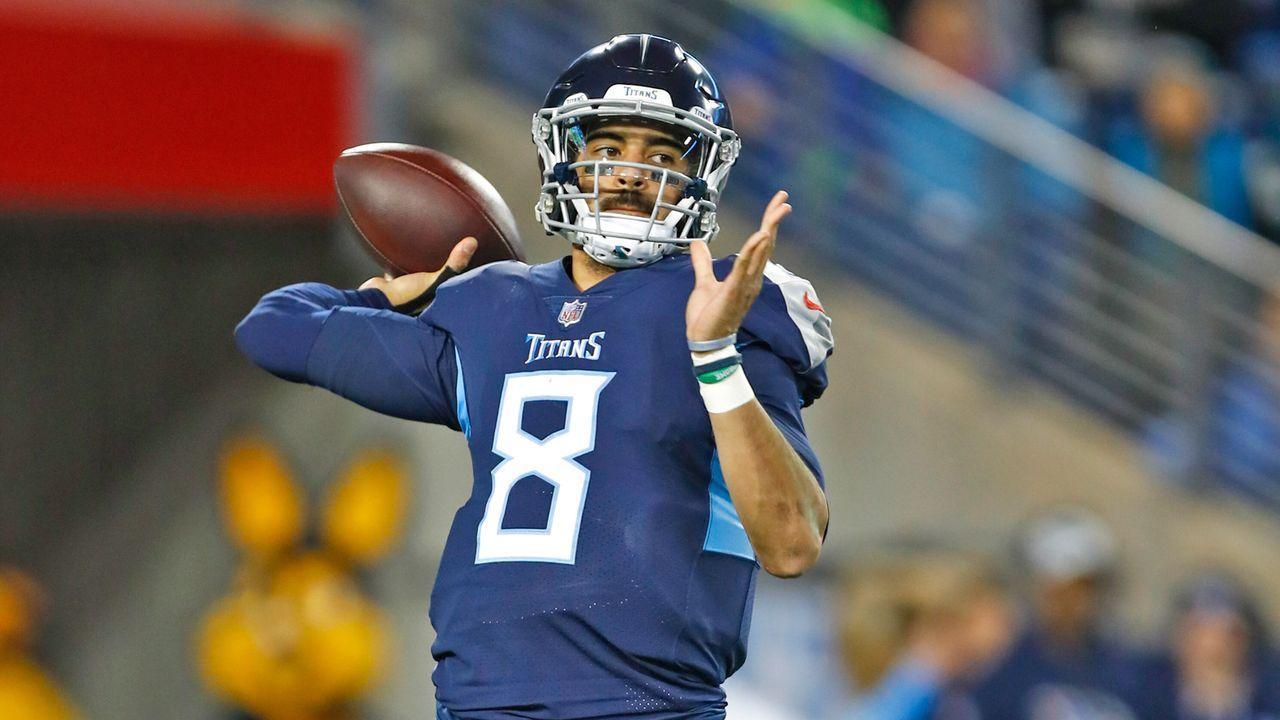 Tennessee Titans: Marcus Mariota - Bildquelle: 2018 Getty Images