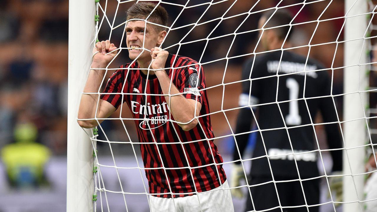 AC Mailand (Serie A/Italien) - Bildquelle: 2019 Getty Images