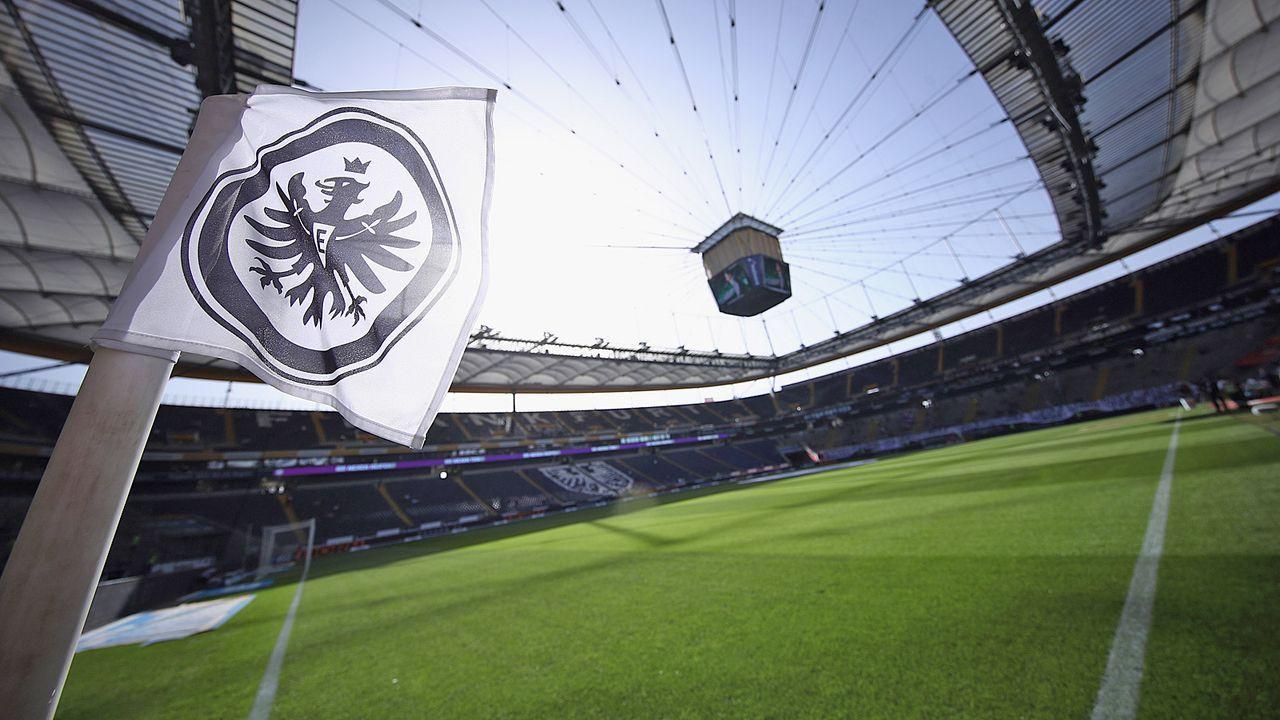 Platz 8: Eintracht Frankfurt - Commerzbank-Arena - Bildquelle: Getty