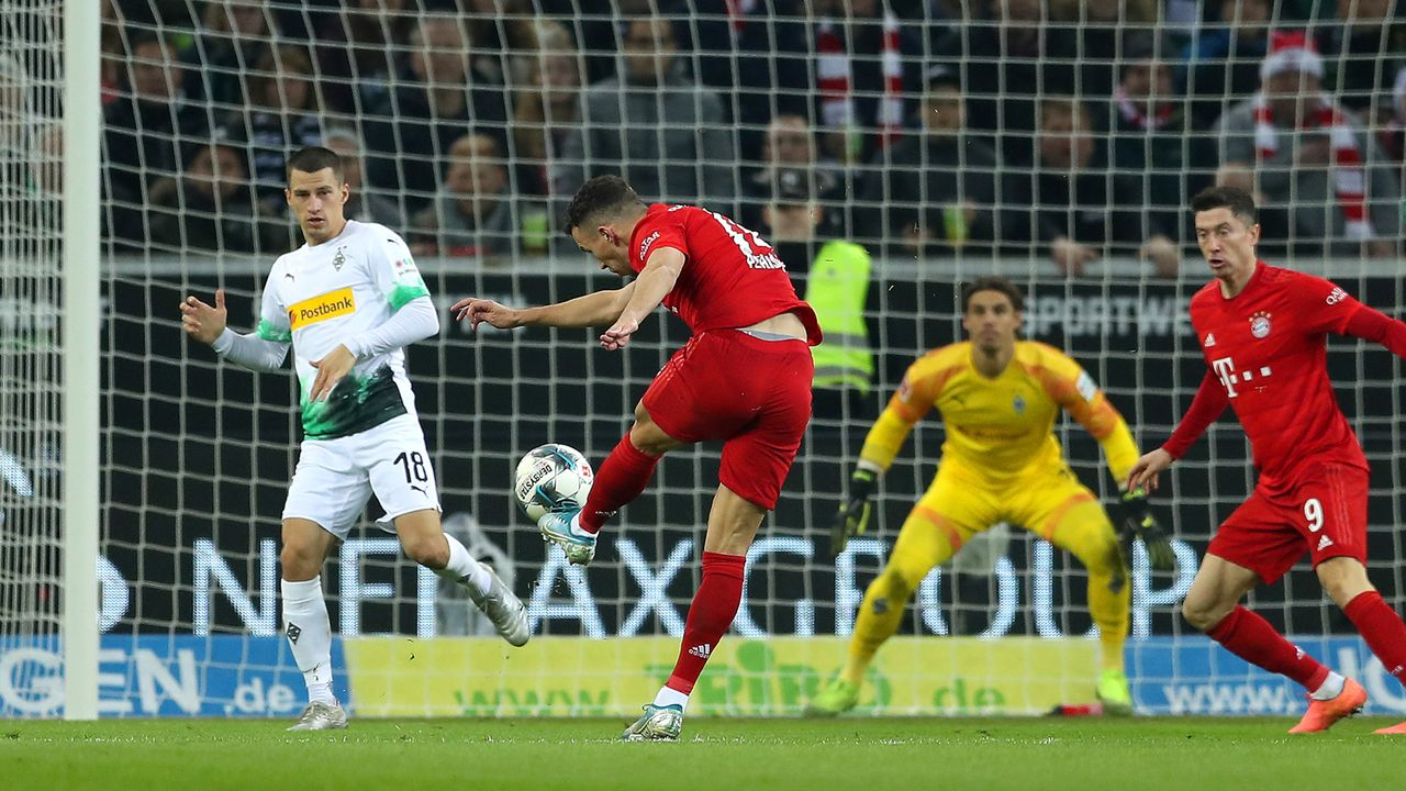 Ivan Perisic (FC Bayern München) - Bildquelle: Getty Images
