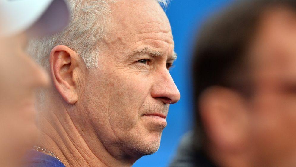 John McEnroe traut Zverev eine Schlüsselrolle zu - Bildquelle: AFPSIDGLYN KIRK
