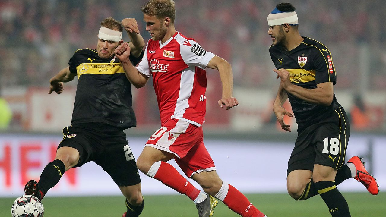 2019: VfB Stuttgart vs. Union Berlin - Bildquelle: Getty Images