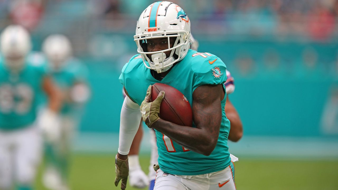 Wide Receiver: DeVante Parker - Bildquelle: imago images/ZUMA Press