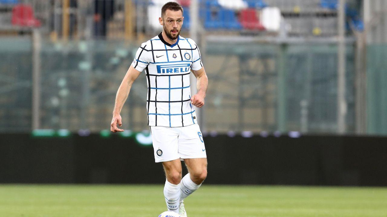 Stefan de Vrij (Inter Mailand) - Bildquelle: 2021 Getty Images