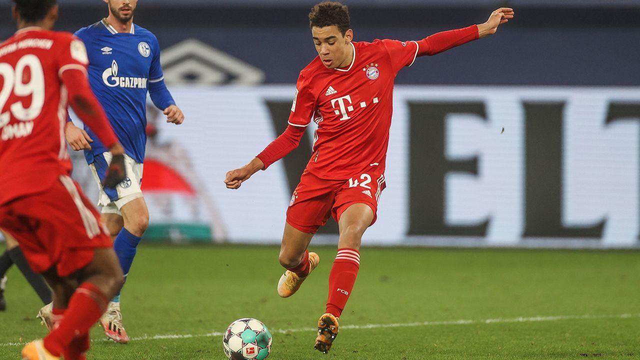 Jamal Musiala (FC Bayern) - Bildquelle: Imago Images