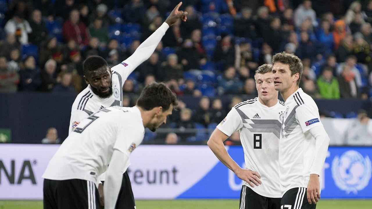Gruppe F:  Deutschland - Bildquelle: imago/Sven Simon