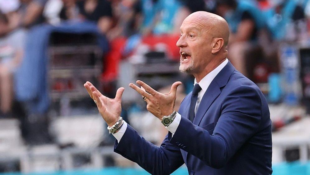 Marco Rossi voller Vorfreude auf Duell mit Deutschland - Bildquelle: AFPPOOLSIDBERNADETT SZABO
