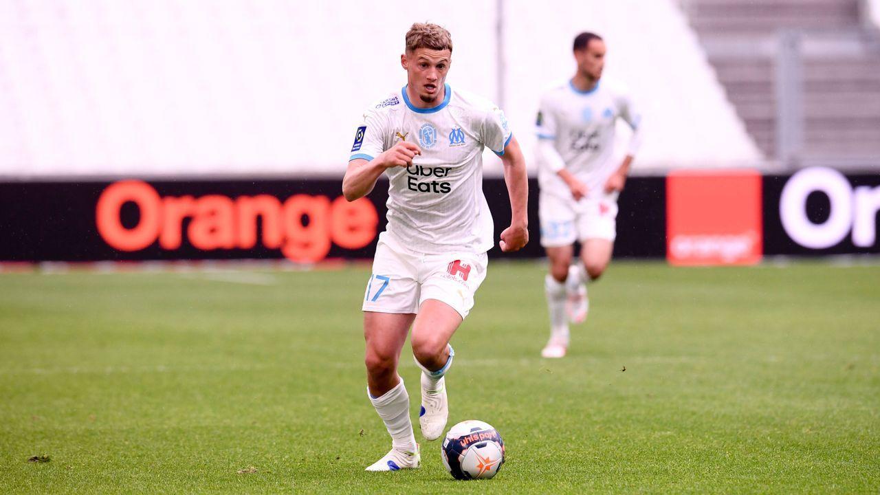 Mickael Cuisance (Olympique Marseille) - Bildquelle: Imago