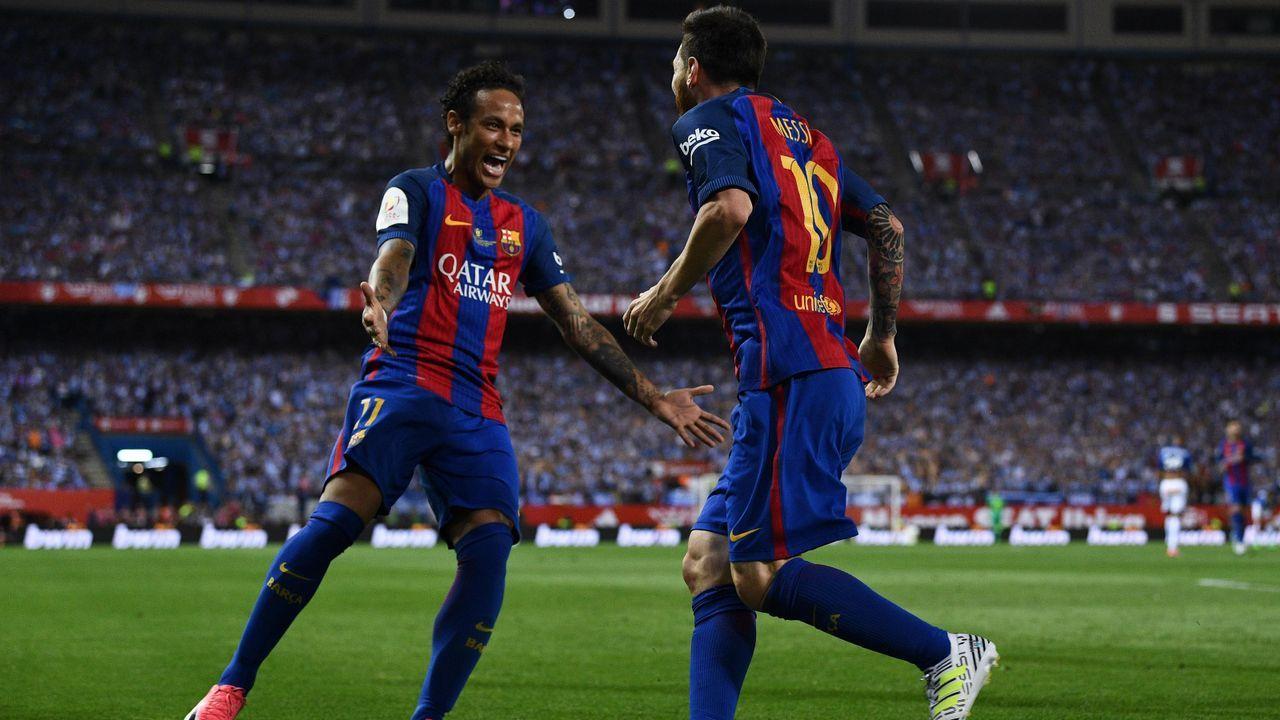 Platz 6: FC Barcelona - Bildquelle: getty