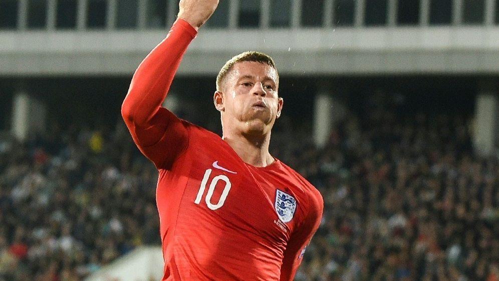 Ross Barkley erzielte gegen Bulgarien zwei Treffer - Bildquelle: AFPSIDNIKOLAY DOYCHINOV
