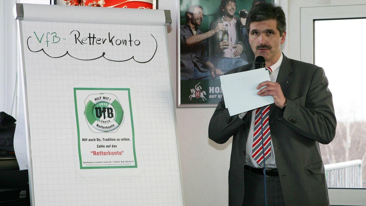2012/13: VfB Lübeck - Bildquelle: imago sportfotodienst
