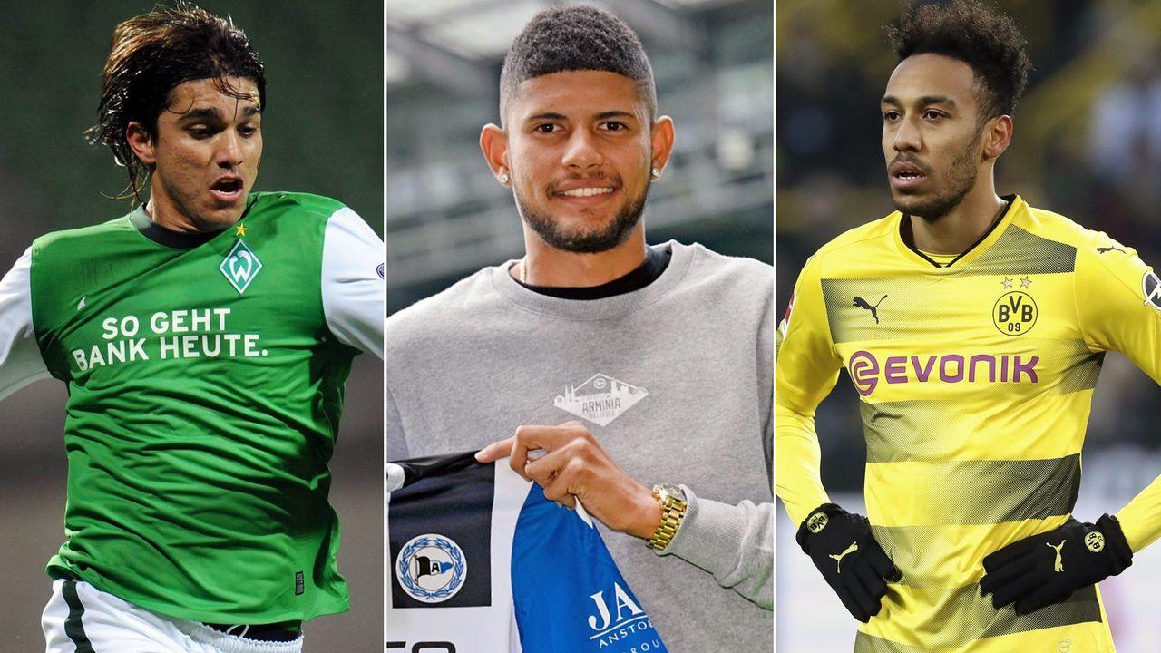 Andrade und Co.: Aus diesen Ländern kam bislang nur ein Bundesliga-Profi - Bildquelle: Imago/facebook@DSCArminiaBielefeld