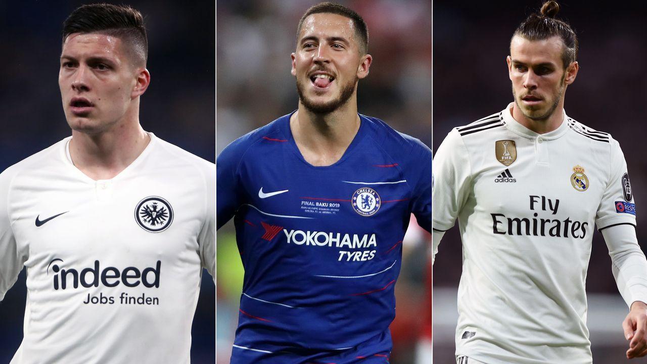 Top 10: Die teuersten Einkäufe in der Geschichte von Real Madrid - Bildquelle: Getty Images