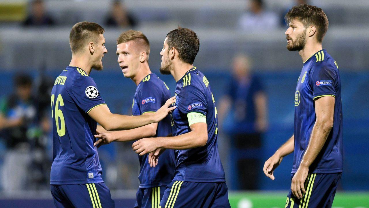 Topf 3: Dinamo Zagreb - Bildquelle: Getty Images