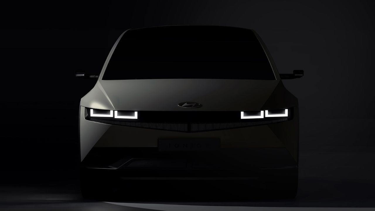 Hyundai Ioniq 5 - Bildquelle: Hyundai