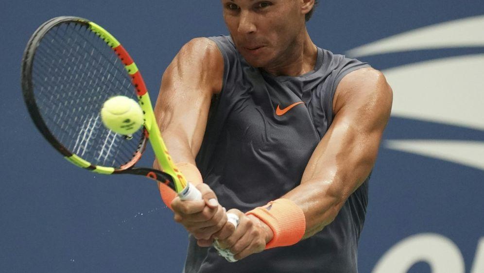 Nadal bietet den Betroffenen auf Mallorca seine Hilfe an - Bildquelle: AFPSIDTIMOTHY A. CLARY