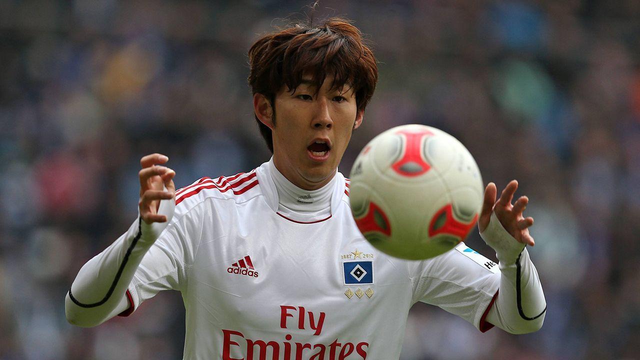 Flügelspieler: Heung-min Son - Bildquelle: imago sportfotodienst