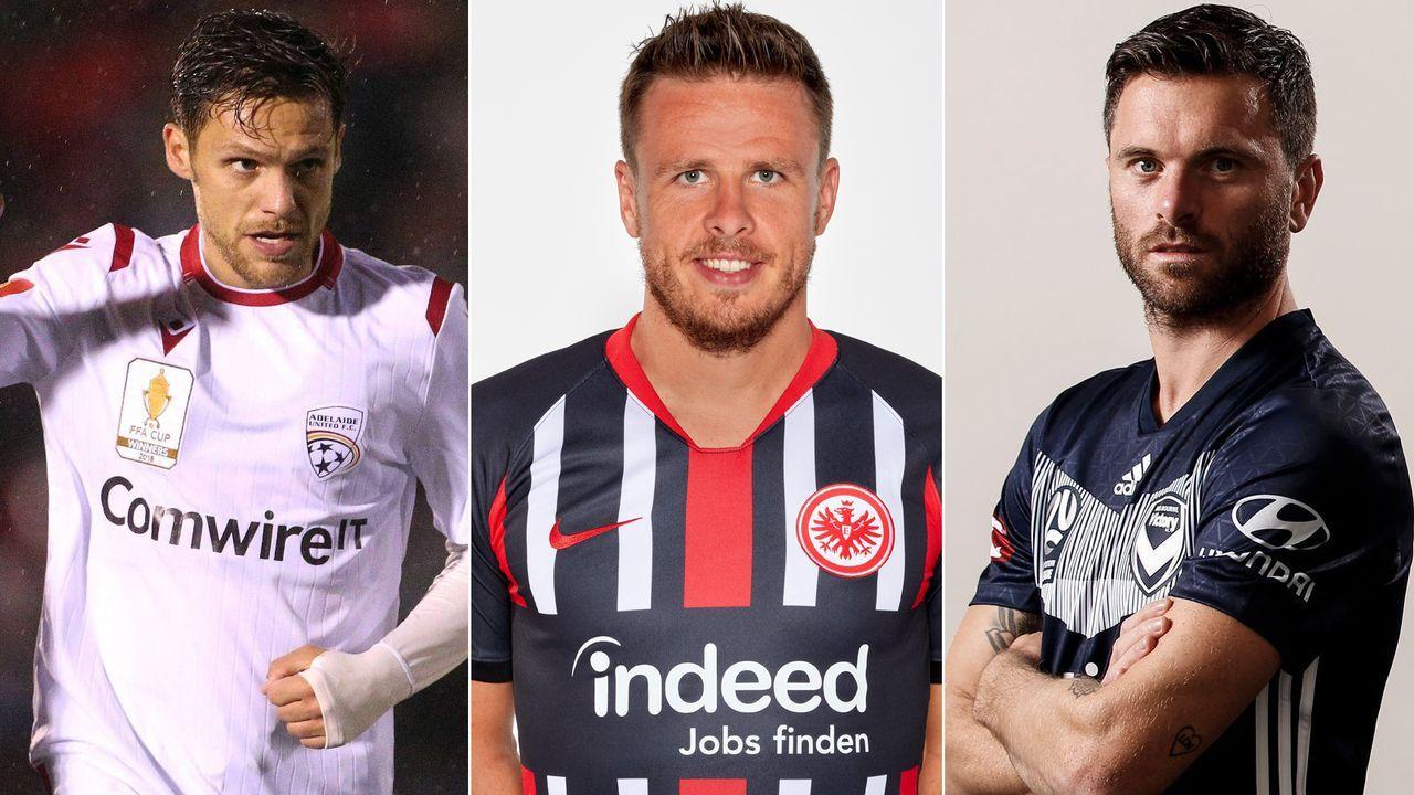 Die deutschen Spieler und Trainer in der A-League - Bildquelle: Imago/Getty Images