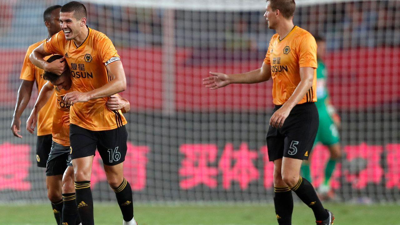 8. Wolverhampton Wanderers - Bildquelle: 2019 Getty Images