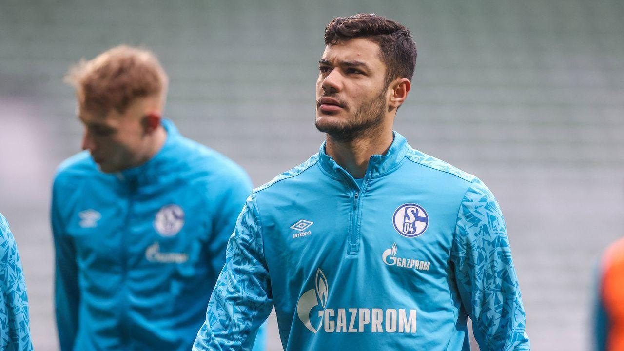 FC Schalke 04 (drei Spieler) - Bildquelle: imago images/RHR-Foto