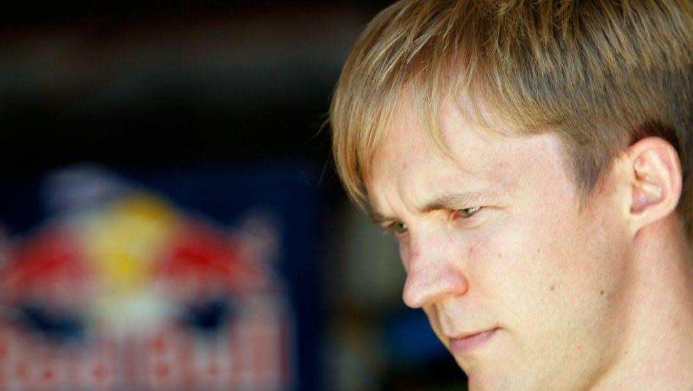 Für Mattias Ekström ist es die erste Rallye Dakar - Bildquelle: AFPGETTY SID