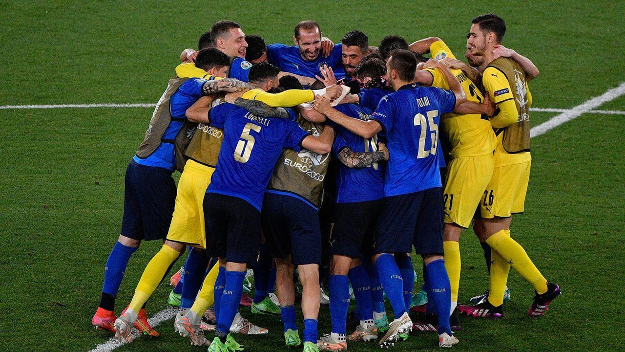 Berauschendes Italien! Die Gründe für den Erfolg bei der EM 2021 - Bildquelle: imago images/ZUMA Press