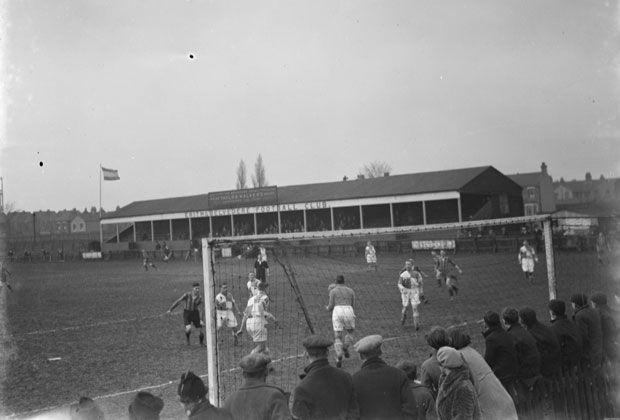 Platz 3: Cray Wanderers FC - Bildquelle: imago sportfotodienst