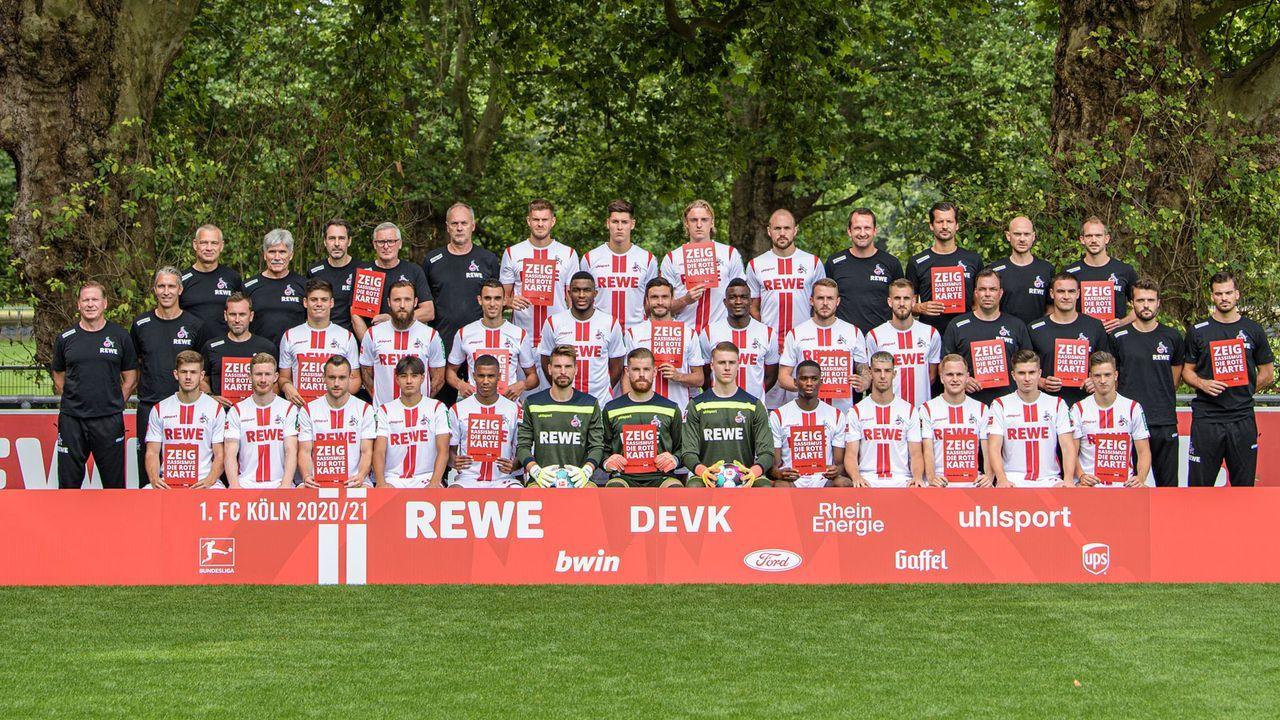 Platz 4: 1. FC Köln - Bildquelle: 2020 Getty Images