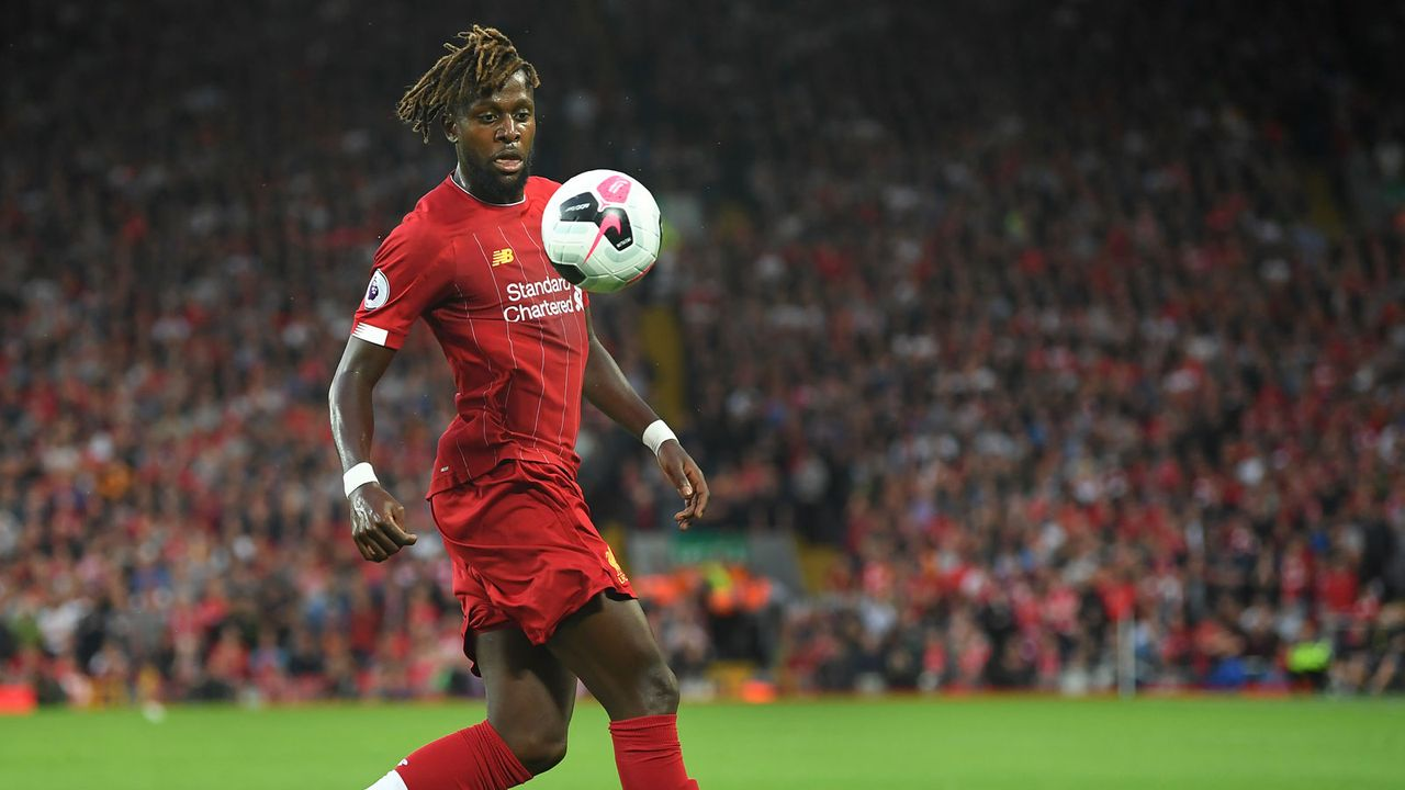 Divock Origi - Bildquelle: 2019 Getty Images
