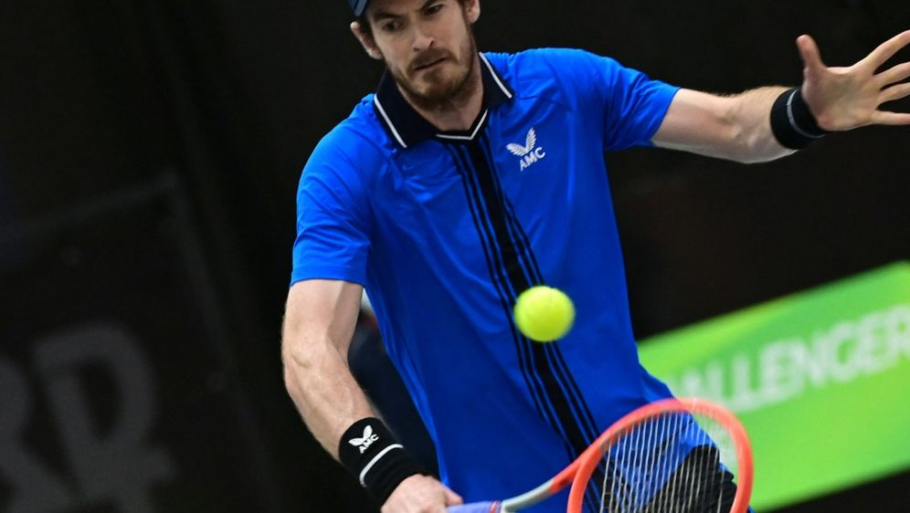 Andy Murray hat im Queen's Club fünfmal triumphiert - Bildquelle: AFPSIDMIGUEL MEDINA