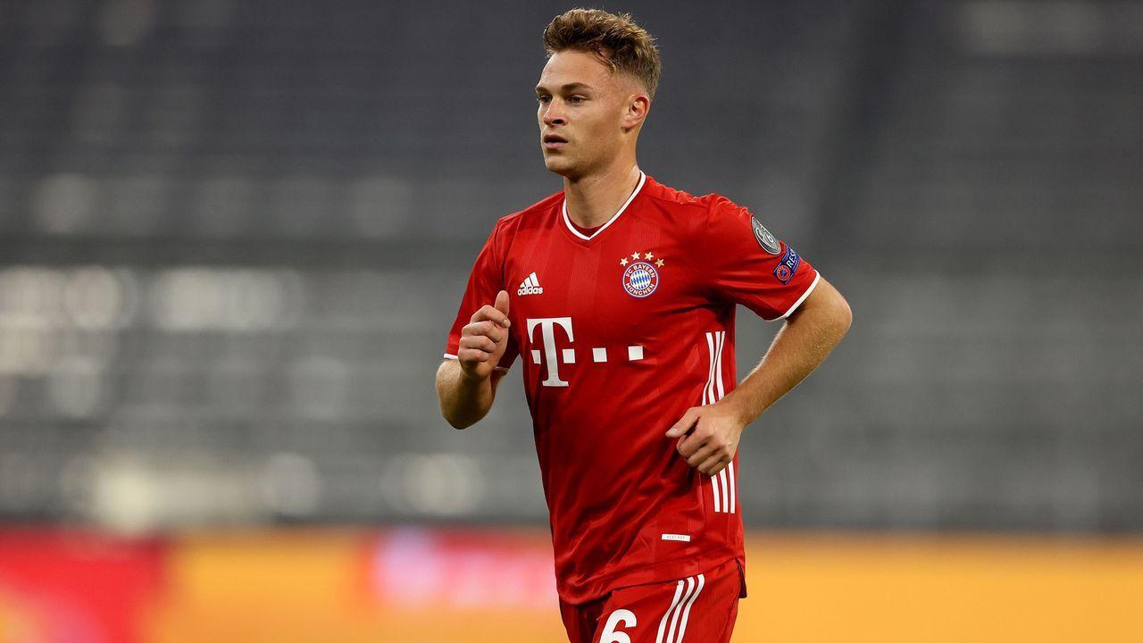 Joshua Kimmich (FC Bayern München) - Bildquelle: 2020 Getty Images