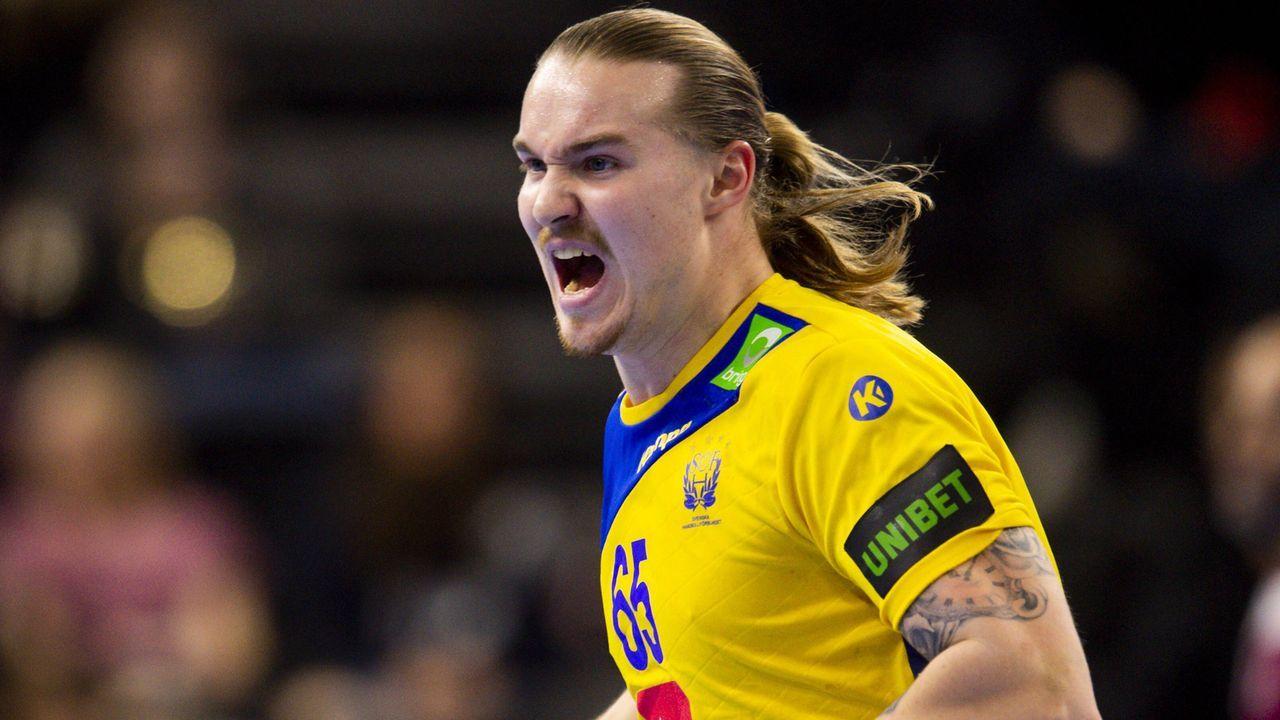 Der Top-Star von Schweden: Lukas Nilsson  - Bildquelle: imago/Bildbyran