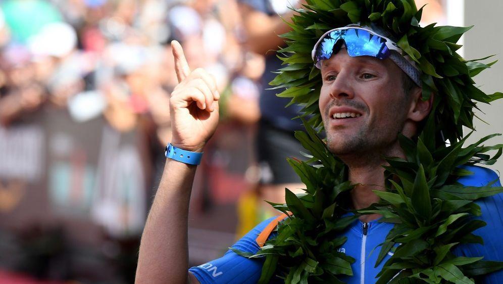 Ironman-Weltmeister Lange ist zurück in Deutschland - Bildquelle: GETTY IMAGES NORTH AMERICAGETTY IMAGES NORTH AMERICASIDNils Nilsen