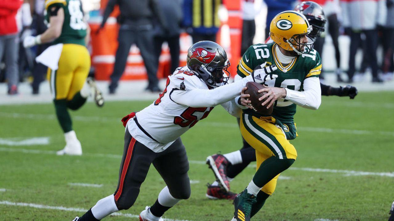 Keiner verlor mehr NFC Championship Games als Aaron Rodgers  - Bildquelle: 2021 Getty Images