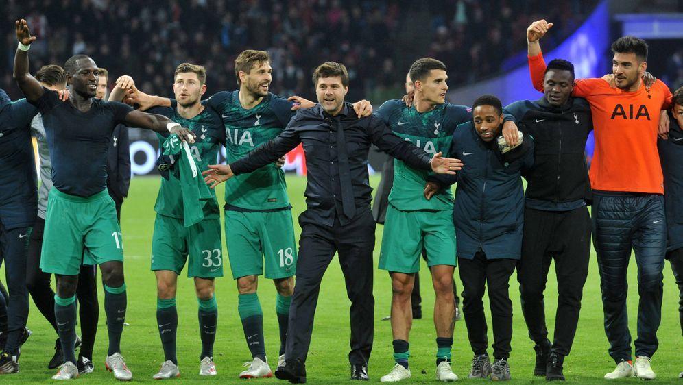 Man kann auch getrost den Tottenham Hotspur die Daumen drücken. - Bildquelle: imago images / Richard Wareham