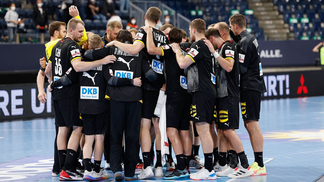 Handball  - Bildquelle: imago images/HMB-Media