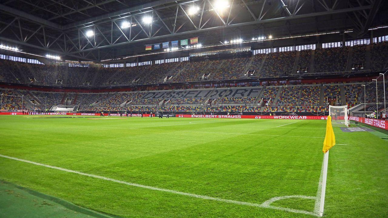 Neuer Stadionname in Düsseldorf - Bildquelle: Imago